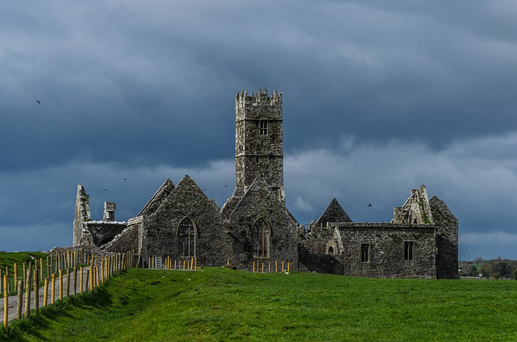Ross Errilly Friary